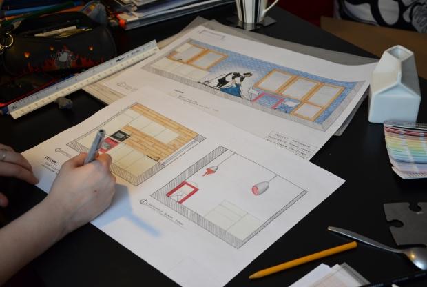 kurs projektowania wnetrz michel design
