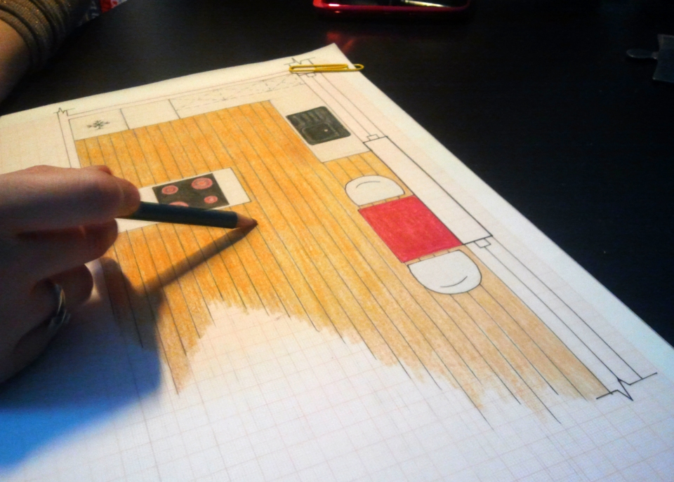 projektowanie wnetrz michel design
